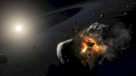 NASA dă semnalul de alarmă! Un asteroidul va lovi Pământul. Ziua în care totul ar putea să fie făcut scrum