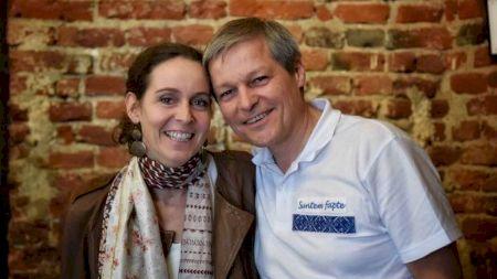 Cu ce a ajuns să se ocupe astăzi Valerie Cioloș, soția lui Dacian Cioloș. Motivul pentru care refuză să aibă copii