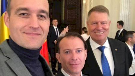 Surpriză de proporții! Cine este iubita celebră a lui Dan Vîlceanu, cel pe care Cîțu și Iohannis îl vor ministru de Finanțe. Tânăra a făcut furori și în trecut