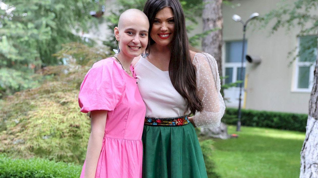 Simona, copilul de lumină care a uluit lumea medicală apare la PRO TV cu Paula Seling. Cum a învins cancerul: Am ales să trăiesc