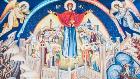 Sărbătoare mare, azi, 1 octombrie. Acoperământul Maicii Domnului. Ce este strict interzis să faci astăzi