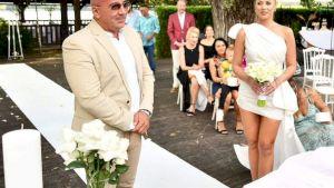 Cine este Călin Hagima, bărbatul cu care s-a căsătorit Roxana Nemeș. Cu ce vedetă a înșelat-o bărbatul în trecut